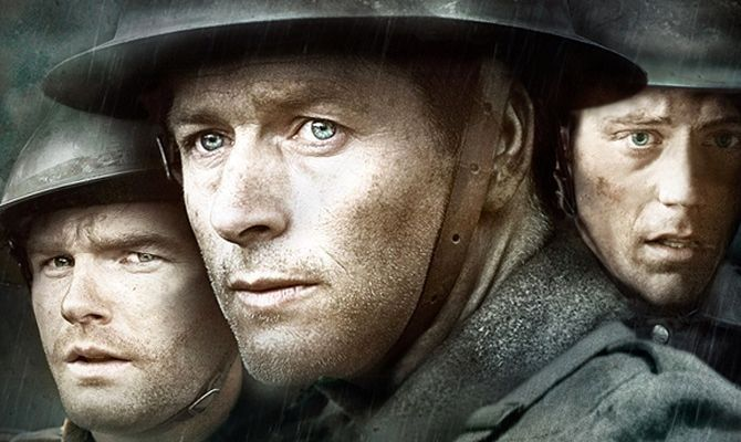 Раны войны, фильм