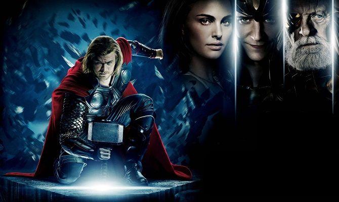 Тор, фильм