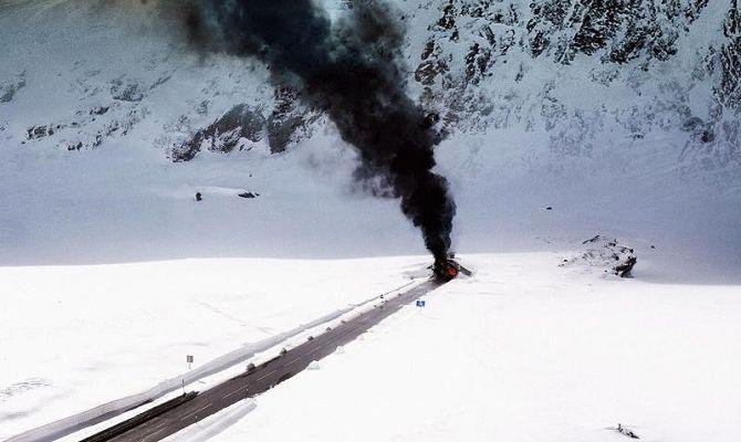 Туннель: Опасно для жизни, фильм