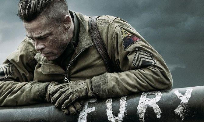 Ярость, фильм о войне
