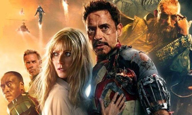 Железный человек 3, фильм