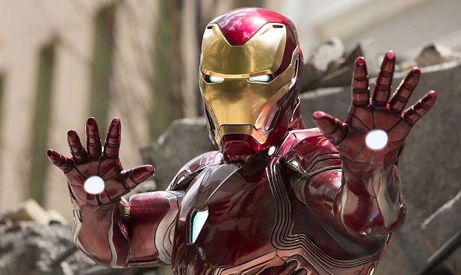 Железный человек, фильм