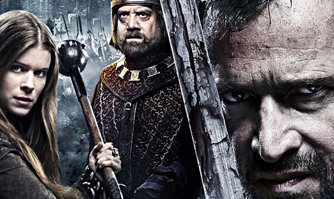 Железный рыцарь, фильм о войне