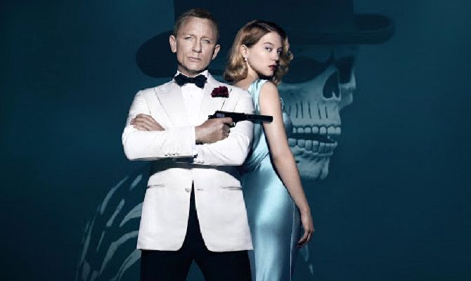 007: СПЕКТР, фильм