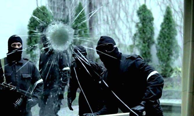 Большое скандинавское ограбление, фильм