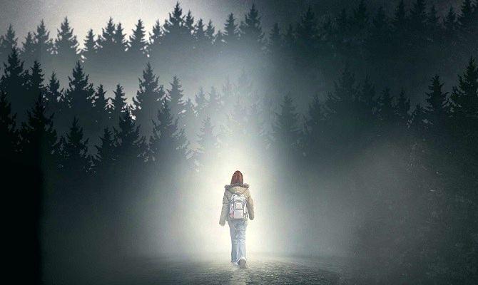 Девушка в тумане, фильм