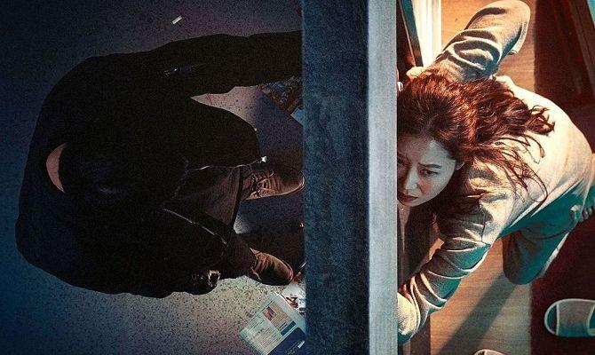 Дверной замок, корейский фильм