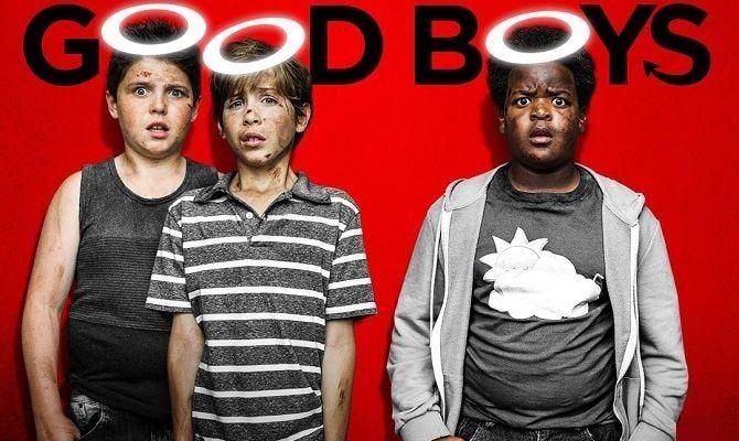 Хорошие мальчики, комедия