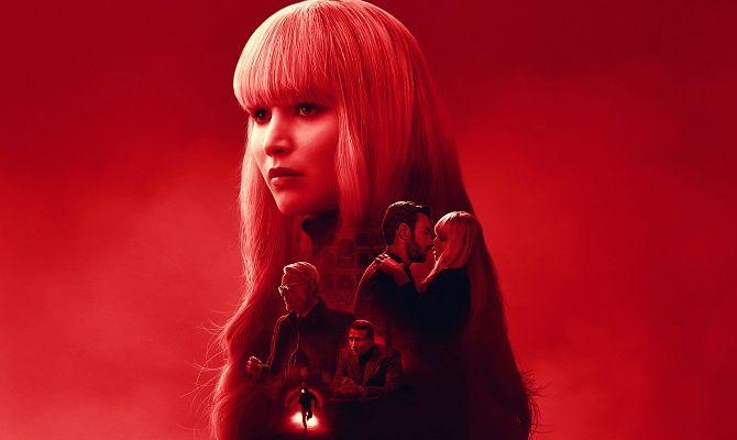 Красный воробей, фильм