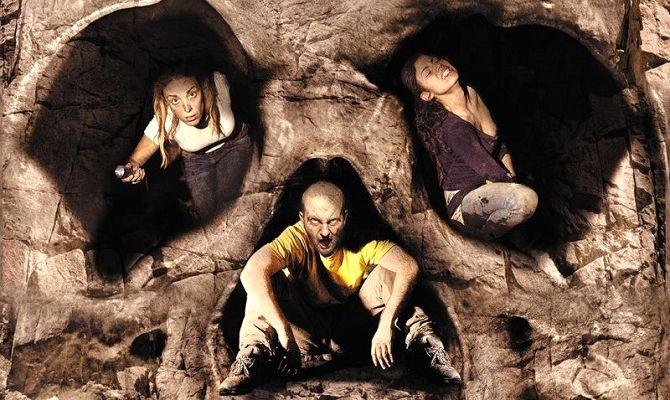Пещера, фильм