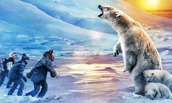 Выжить в Арктике, фильм