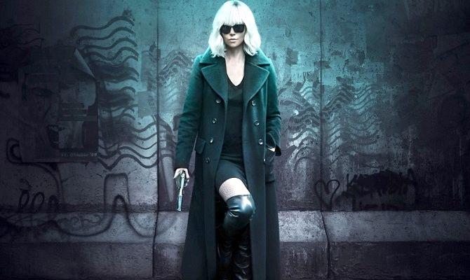Взрывная блондинка, фильм