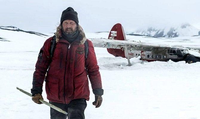 Затерянные во льдах, фильм