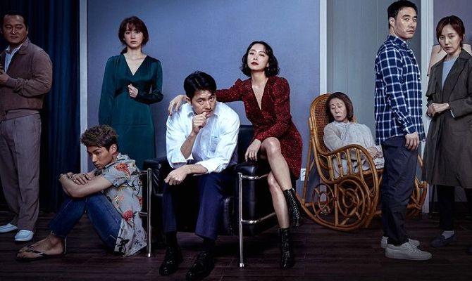 Звери, что цепляются за соломинку, корейский фильм
