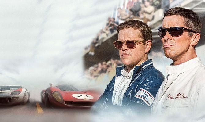 Ford против Ferrari, фильм