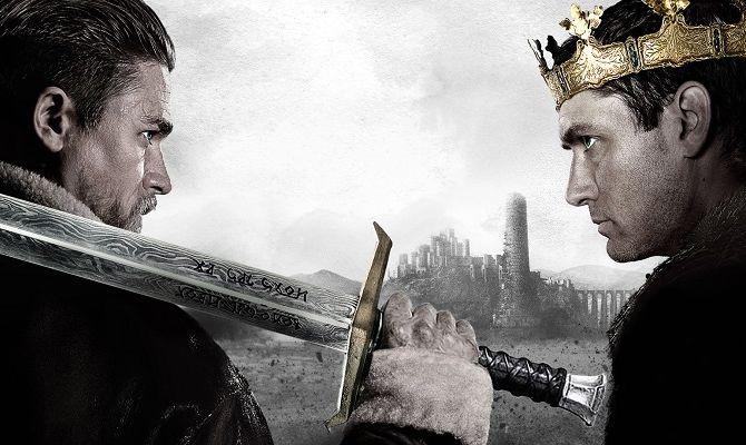 Мечь короля Артура, фильм