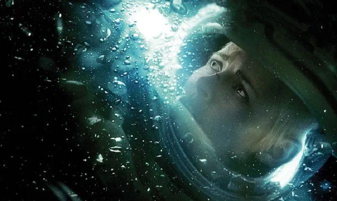 Под водой, фильм