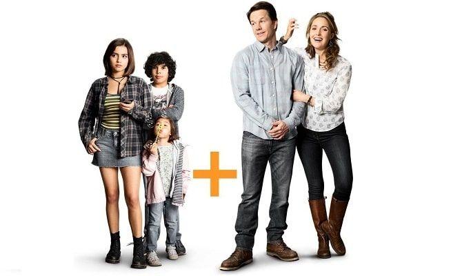 Семья по-быстрому, комедия