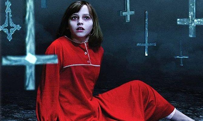 Заклятие 2, фильм ужасов