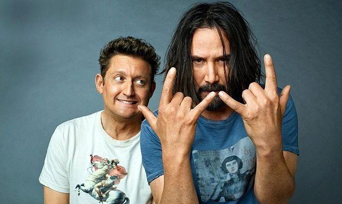Билл и Тед, комедия
