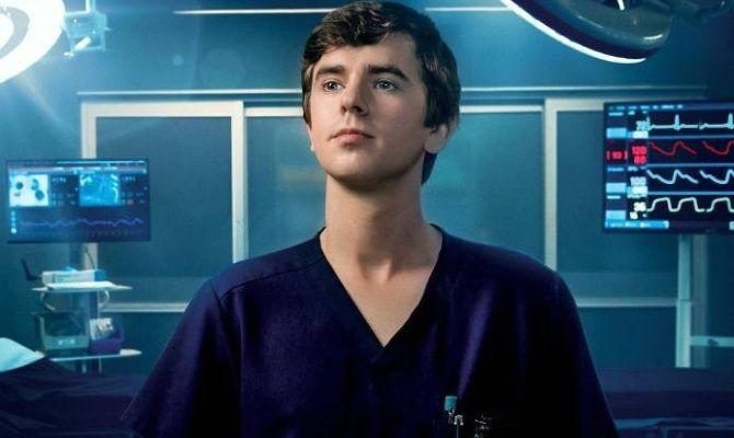 Хороший доктор, сериал