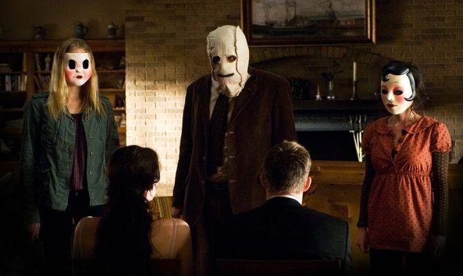 Незнакомцы, фильм ужасов