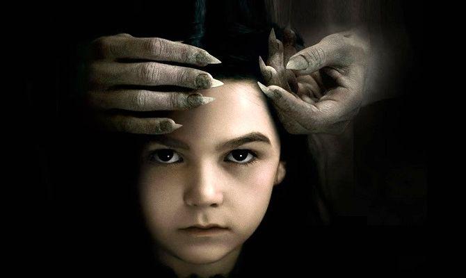 Няня, фильм ужасов