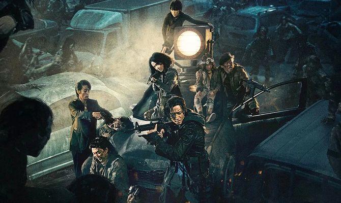 Поезд в Пусан 2: Полуостров, фильм ужасов