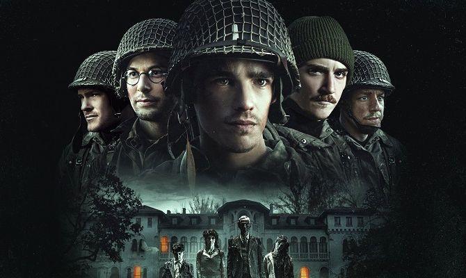 Призраки войны, фильм ужасов