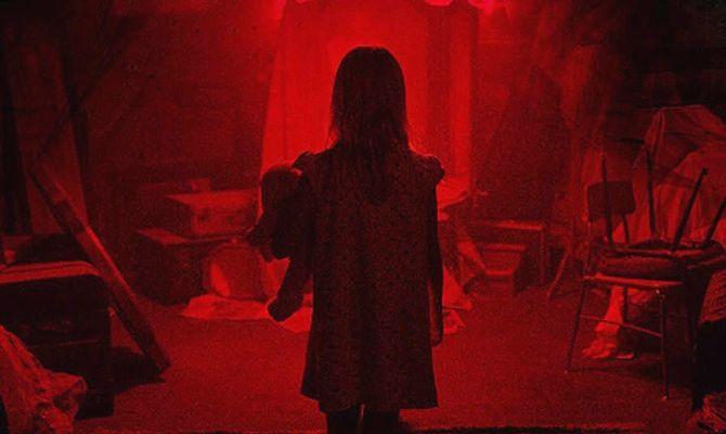 Зеркала: Инкарнация, фильм ужасов