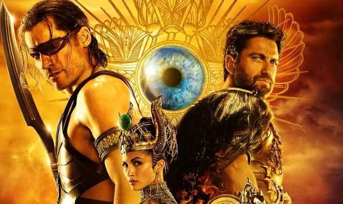 Боги Египта, фильм