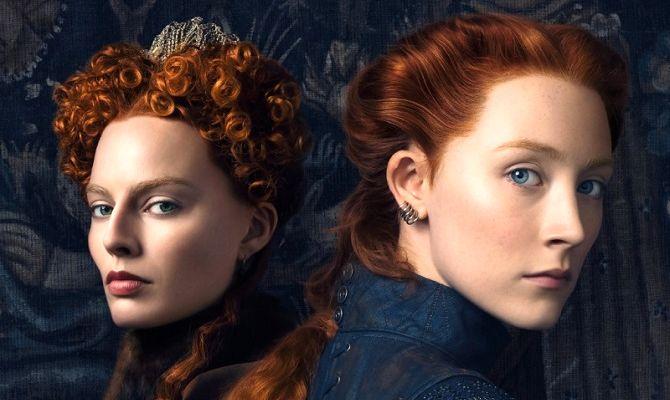 Две королевы, фильм
