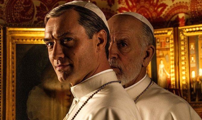 Новый папа, сериал