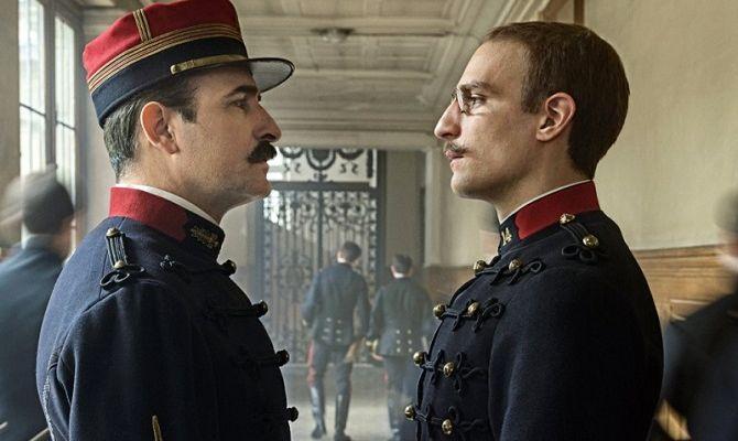 Офицер и шпион, фильм