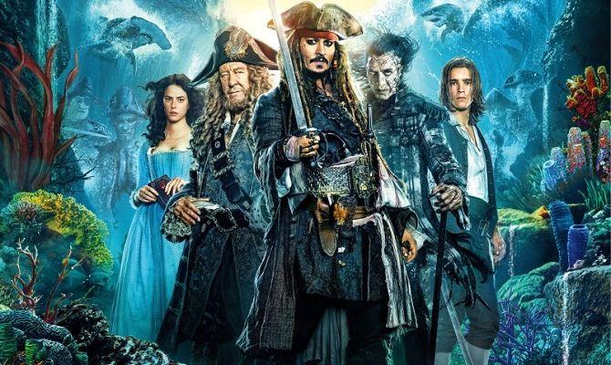 Пираты Карибского моря: Мертвецы не рассказывают сказки, фильм