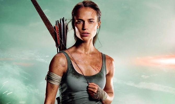 Tomb Raider: Лара Крофт, фильм