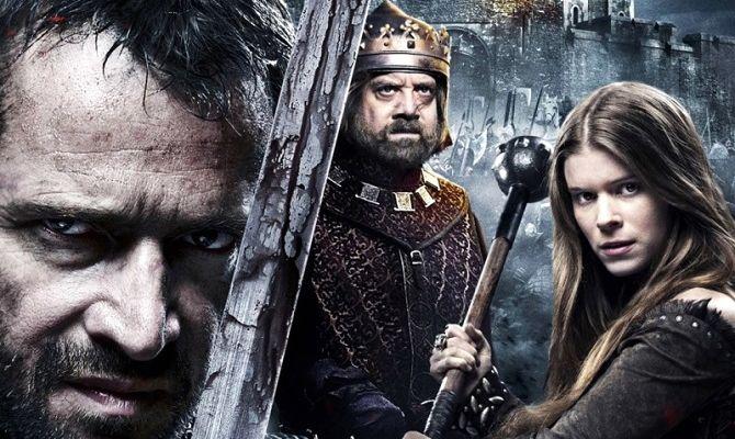 Железный рыцарь, фильм