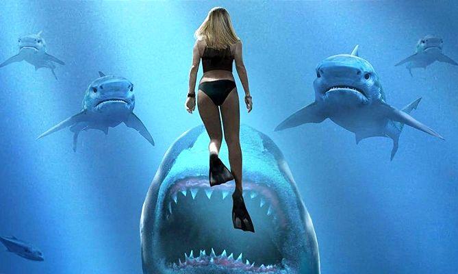Глубокое синее море 3, фильм