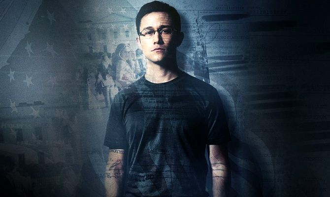 Сноуден, фильм
