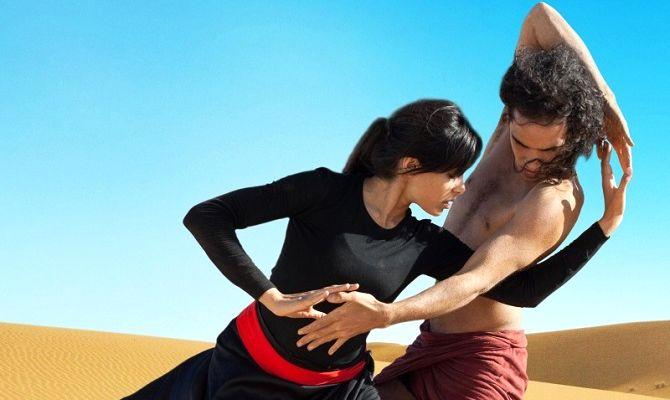 Танцующий в пустыне, фильм