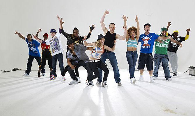 Уличные танцы, фильм