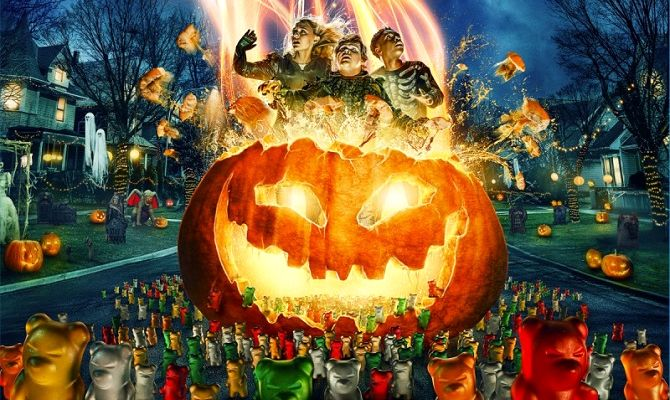 Ужастики 2: Беспокойный Хэллоуин, фильм