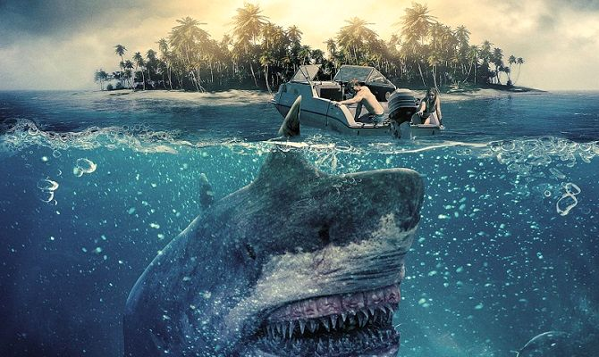 Ядовитая акула, фильм