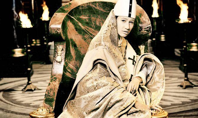 Иоанна – женщина на папском престоле, фильм
