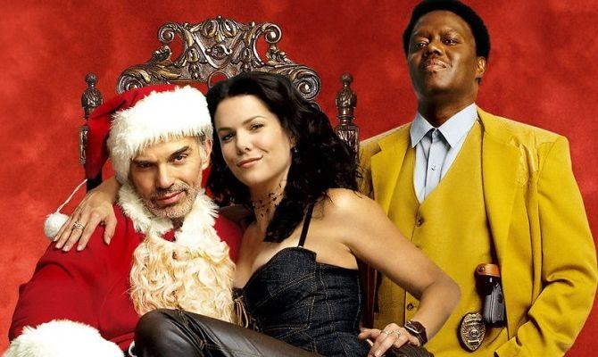 Плохой Санта, фильм