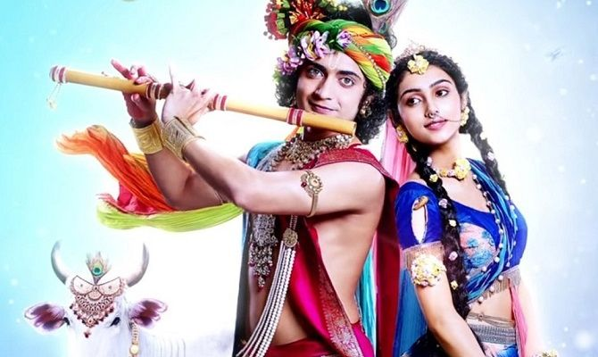 Радха и Кришна, сериал