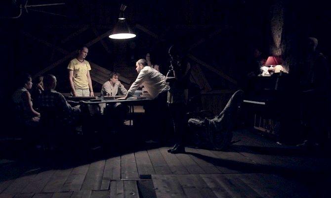 Игры в темноте, фильм