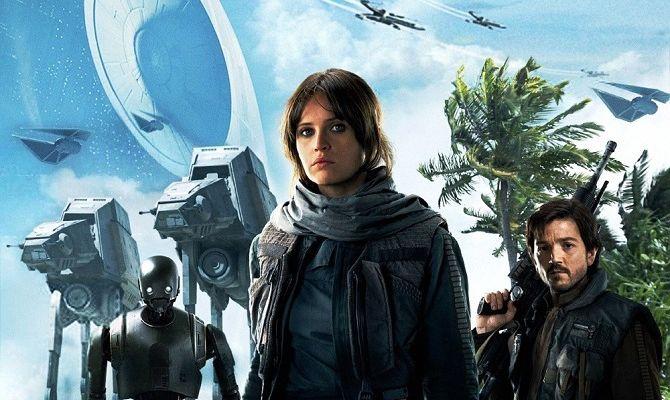 Изгой-один: Звёздные войны. Истории, фильм