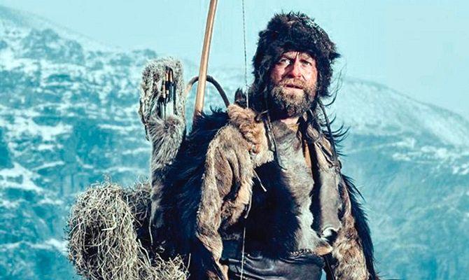 Ледяной человек, фильм