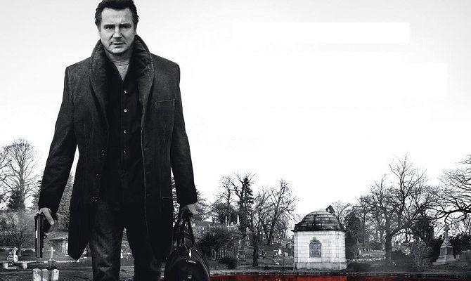 Прогулка среди могил, фильм